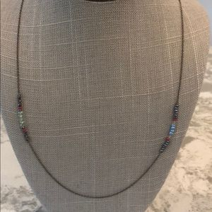 Sabika Impressionists Long Necklace